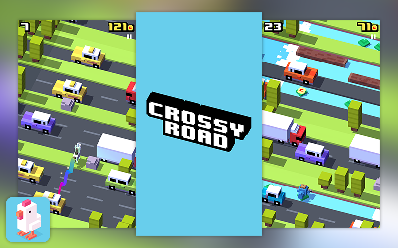 App Recommendation: Crossy Road